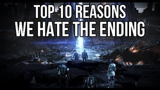 10 Reasons We Hate Mass Effect 3