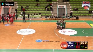 Финал 14 - Балканска младежка баскетболна лига , #BasketballTV