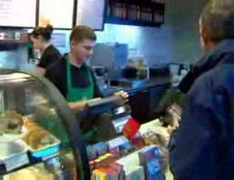 Starbucks Customer Service
