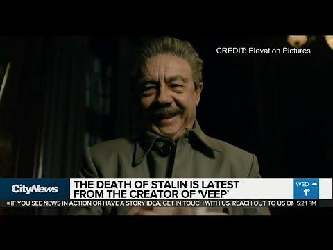 Political Satire 'Death Of Stalin' Timely, Says Creator Armando Iannucci