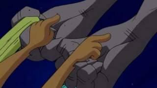 Gargoyle tickle