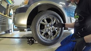 How To Inspect Your Ball Joints & Tie Rod Ends For Wear