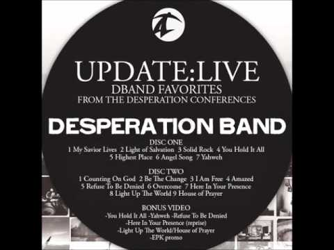 Desperation Band - Here In Your Presence