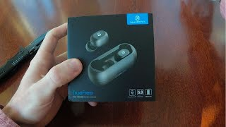 $33 SoundPEATS TrueFree True Wireless Stereo Earbuds: Unboxing & First Impressions