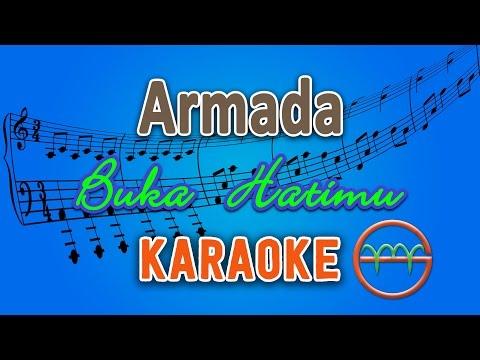 Armada - Buka Hatimu (Karaoke Lirik Chord) by GMusic
