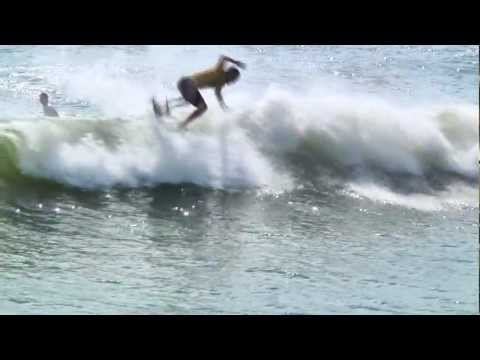 Surf's Up! - 7 Tiki Pro Surf Contest Men's Highlights 1