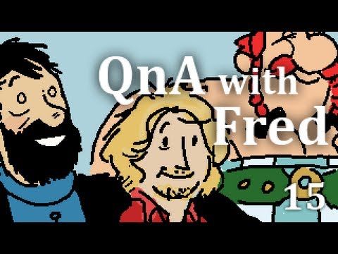 QnA with Fred - vol. 15