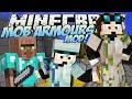 Minecraft | MOB ARMOURS MOD! (Meet Papa Trayaurus!) | Mod Showcase