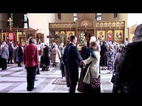 Священство подворья монастыря в Санкт - Петербурге