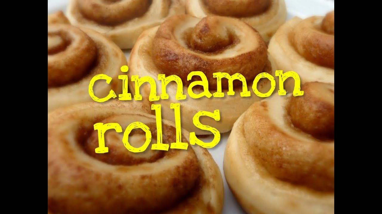 Girelle alla cannella cinnamon rolls fatte in casa da for Gnocchi di ricotta fatto in casa da benedetta