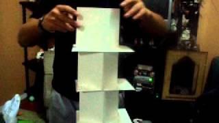 Torre de papel