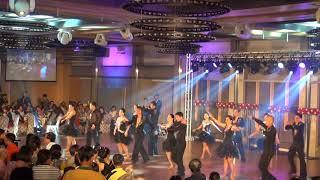 2017/09/17許耀中舞蹈教室 好萊塢時尚公益舞會~恰恰表演