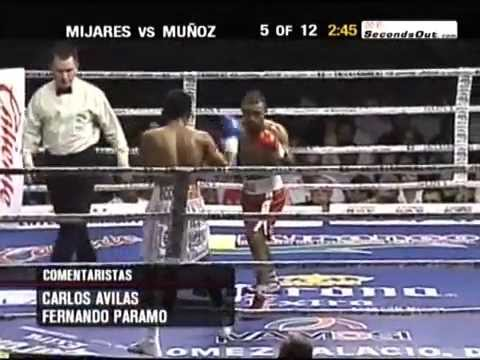 Boxing - Cristian Mijares vs Alexander Munoz