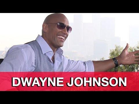 Furious 7 Dwayne Johnson Interview - Fast & Furious 7