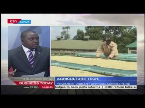 Business Today: Aby Agina talks to Dr. Dennis Kyetere on Africa's food security  20th June 2016