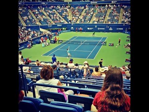 Novak Djokovic vs Jo-Wilfried Tsonga (Rogers Cup)