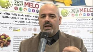 Interpoma 2014 - Intervista a Riccardo Velasco, Fondazione Edmund Mach
