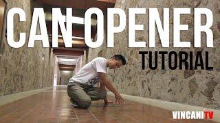 How to Breakdance | Leg-O-Leg / Can Opener | Flow Basics
