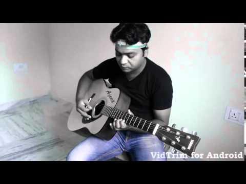 Dil diya hai jaan bhi denge guitar (KARMA)