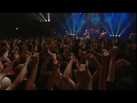 HammerFall - Glory to the Brave (Live at Lisebergshallen, Sweden, 2003) 1080p HD