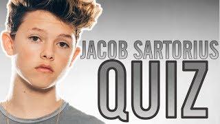How Well Do You Know Jacob Sartorius