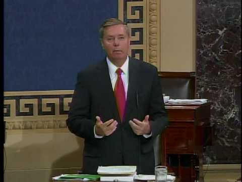 Senator Graham Announces He Will Vote For Judge Sotomayor (Part 1)