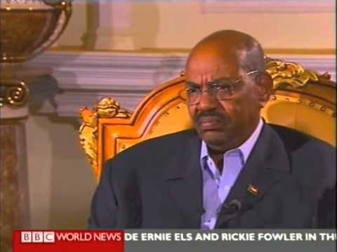 BBC interview with al-Bashir 1of2