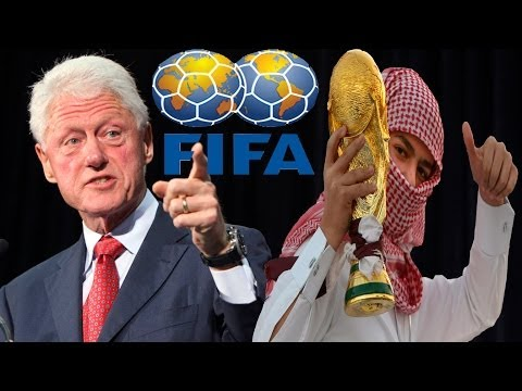 Qatar FIFA World Cup Bribe Enrages Bill Clinton