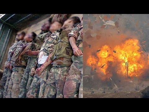 Shocking! 7 Jawan Killed in Landmine Blast & Maoist Attack at Chattisgarh