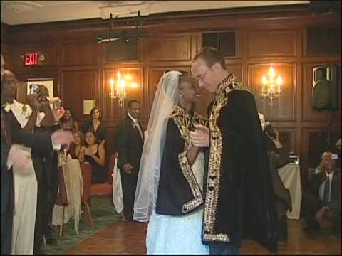 The First Dance Of Ethiopian & Austrian Wedding At The Pratt Mansions 5th Avenue Manhattan Nyc Ny video