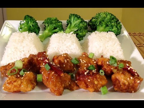 How To Make Orange Chicken-Chinese Food Recipes