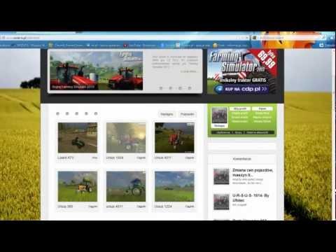 Mody Farming Simulator 2013 ( Jak pobrac i wgrać )