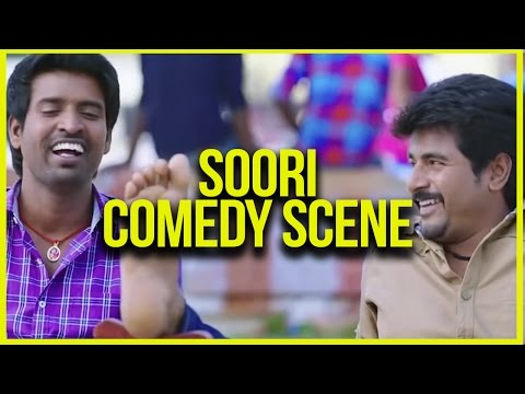 Rajini Murugan - Soori Comedy Scenes | Siva Karthikeyan | Keerthi Suresh