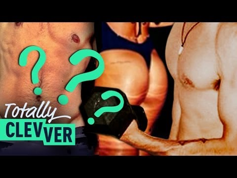 Is that HARRY¹S Butt or MILEY'S? We Play GUESS THE CELEBRITY BODY PART! - Totally Clevver