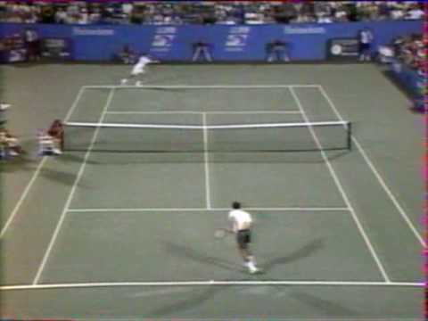 Sampras v Corretja - USO 1996 QF Final Set Tie-Break (1/2)