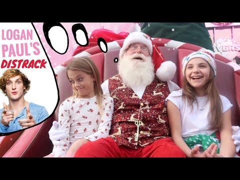 What Santa Thinks about Logan Paul?s Diss Track | Piper Rockelle & Coco Quinn