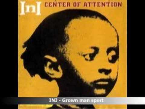 INI - Grown Man Sport