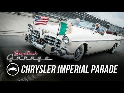 1952 Chrysler Imperial Parade Car - Jay Leno's Garage
