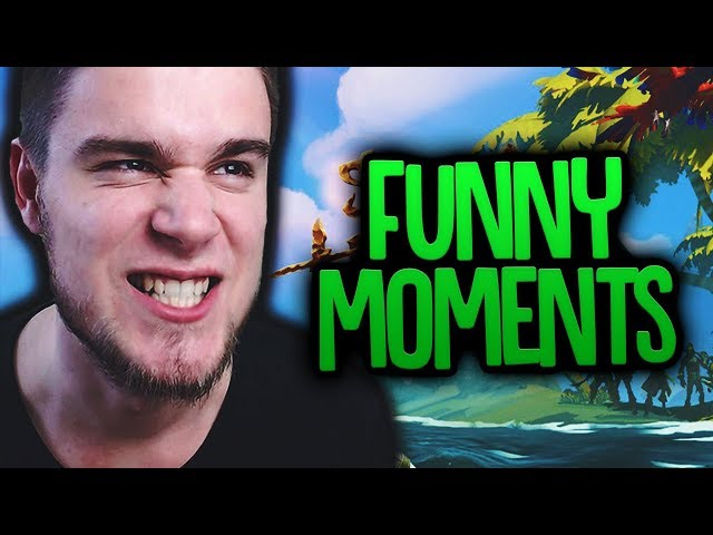FUNNY MOMENTS BLADII & EKIPA SEA OF THIEVES