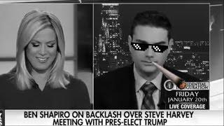 Ben Shapiro Thug Life - Marc Lamont Hill