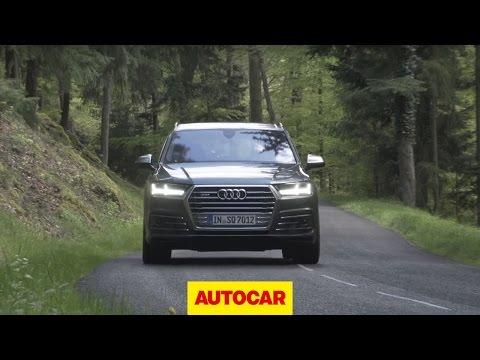 Review: Audi SQ7 driven | Autocar