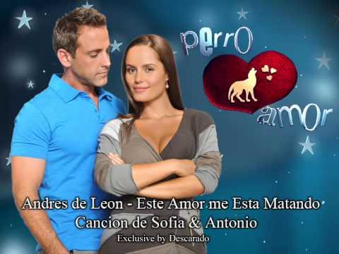 Perro Amor - Completa cancion de Sofia & Antonio [Andres de Leon - Este Amor me Esta Matando]