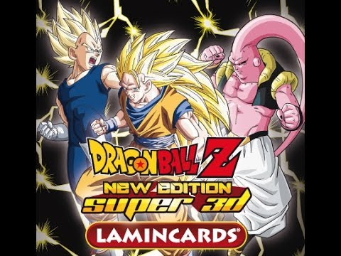 coleccion completa dragon ball z lamincards New edition 3D de mundicromo