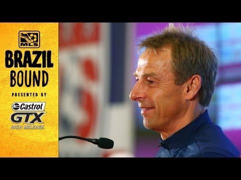 Jurgen Klinsmann: