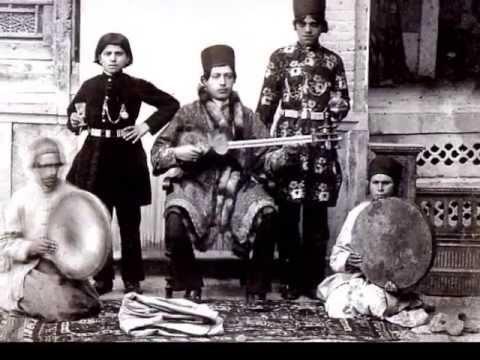 سبزه زار شکر شیرازی عکسهای شیراز قدیم Shekar Shirazi Sabzezar video