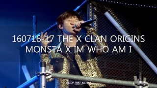 download lagu 160716-17 몬스타엑스 콘서트 아이엠  Who Am I gratis
