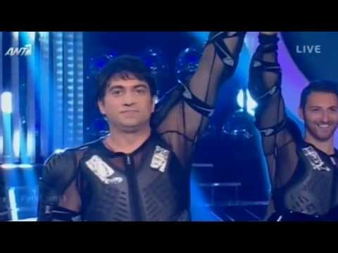 Krateros Katsoulis (5o Live) - Your Face Sounds Familiar Greece