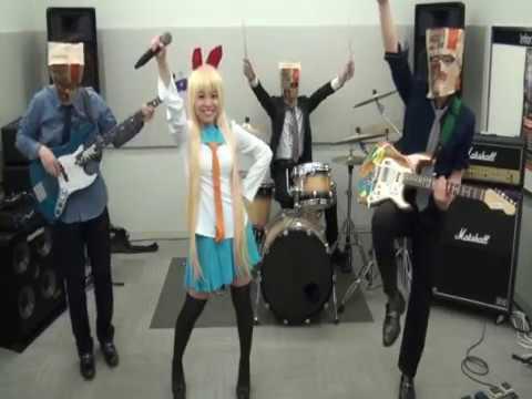 【ニセコイOP】『Rally Go Round』をバンドで演奏してみた☆【TABもあるよ♪】