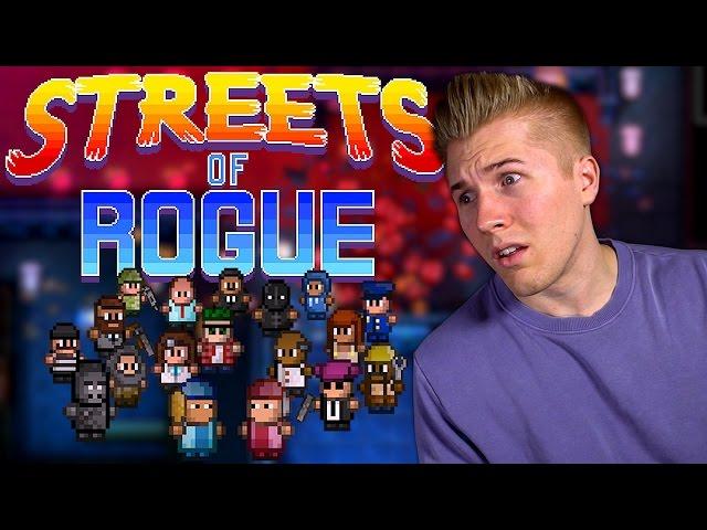Руководство запуска: Streets of Rogue по сети