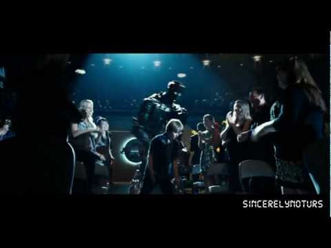 Timbaland feat. Veronica- Give it a go (Real steel) in HD